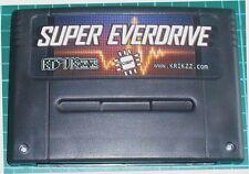 Super Everdrive v2 SNES Nintendo DSP Unterstützung krikzz je Laufwerk SD Slot NEU