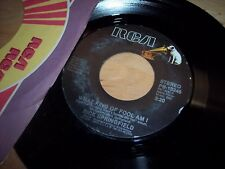 NM 1982 Rick Springfield What Kind Of Fool Am I / How Do You 45RPM w/ppr slv