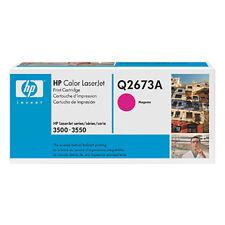Tóner HP Color LaserJet Q2673A - magenta