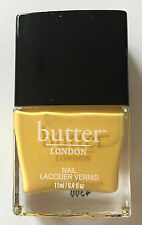 BUTTER LONDON - NAIL LACQUER VERNIS - CHEERS! NAIL POLISH, FULL SIZE 0.4 FL.OZ.
