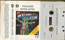 COMPIL K7 AUDIO HOLLAND GOES LATIN BRAZIL