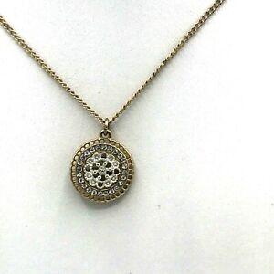 Marlyn Schiff Yellow Gemstone Necklace