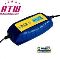 Varta Auto Motorad Batterieladegerät 6V, 12V mit Erhaltungsladegerät Kfz 5A!