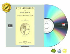 The Gnostics and their remains, ancient and mediaeval eBook CD