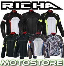 Richa Men Hi-Vis/Reflective Motorcycle Jackets