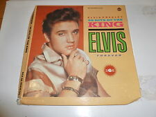 ELVIS PRESLEY - 96 Hits Of The King - 1987 German only 6-LP vinyl box set