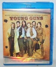 YOUNG GUNS BLU-RAY DISC GREAT CONDITION BEYOND HIGH DEFINIION ~130~