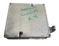 PROGRAMMED KEY 01-02 HONDA CIVIC ATX ECM ECU CONTROL MODULE 37820PLRA53 PLR F5