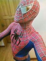 Spider-Man Jumpsuit Cosplay 3D Costume Bodysuit Spiderman Zentai Suit Halloween