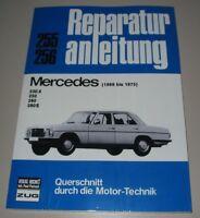 Reparaturanleitung Mercedes /8 230.6 250 280 280 E Typ W 114 ab 1968 - 1975 NEU!