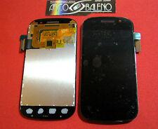 DISPLAY LCD +TOUCH SCREEN per SAMSUNG GOOGLE NEXUS S GT i9023 Vetro Vetrino Lcd