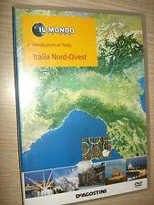 N° 5  IL MONDO IN DVD ITALIA NORD-OVEST CITTA' DEL VATICANO SAN MARINO ALPI