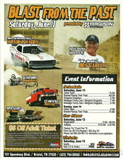 2009 Don Garlits Bristol Nostalgia Drag Racing thinstock handout