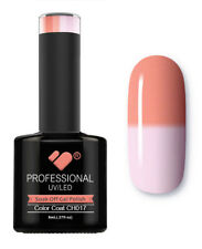 CH017 VB Line Colour Changing Rose White Pink - gel nail polish - super gel