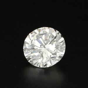 1.07ct Loose Diamond GIA Graded 6.6mm Round Brilliant Solitaire J I1