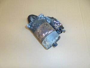 ford escort  mk2   STARTER MOTOR .........to suit a  LHD  car