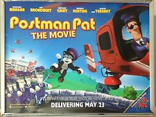 Cinema Poster: POSTMAN PAT THE MOVIE 2014 (Main Quad) David Tennant