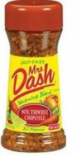 Mrs. Dash Salt Free Seasoning Blend Southwest Chipotle