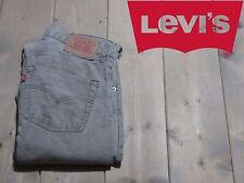 JEANS LEVIS STRAUSS 551 W31 L32 DENIM BEIGE VINTAGE GRADE A+