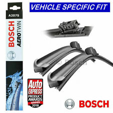 For Mercedes B200 2.0 Bosch Aerotwin Flat Wiper Blade Set 650 475mm RHD