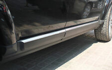 4X Stainless Door Body Molding Cover Trim For Land Rover LR4 Discovery 4 2010-15