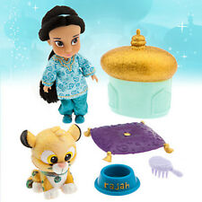 Original Disney Jasmin Animators Collection Puppe mini  Prinzessin Doll Aladdin