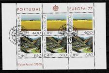 Portugal MiNr Block 20 gestempelt