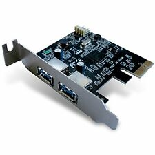Dynamode 2-port Super Speed Usb3.0 PCIe (express) Card Low Profile |