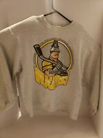 TEXAS WILDCATTERS SWEATER HOCKEY LARGE