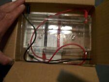Gel Electophoresis Box Withstacking Tray 21 3654 Carolina Bio School Lab Equip
