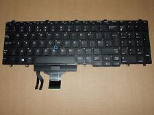 NEW Genuine Dell Latitude 5550 E5550  UK 107 key Keyboard 0JX78 00JX78