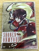 NEW SEALED Shonen Onmyoji - Volume 1 (DVD, 2007)