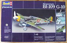 REVELL 04522/ Modellbausatz - Messerschmitt Bf-109 G-10 - PREMIUM - 1/48