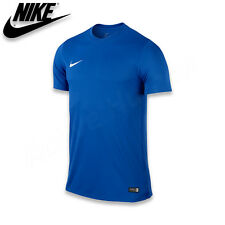 Nike Boys T-Shirt Park Football Jersey Tee Training Top Kids Gym Size S M L XL