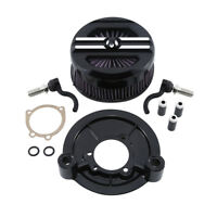 Luftfilter Rail Air Cleaner Für Harley Sportster XL 883 1200 SuperLow 07-19 2012