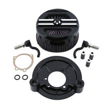 Air Intake Filter Cleaner For Harley Sportster XL 883 1200 SuperLow 07-19 14 15
