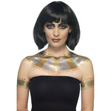 Metallic Liquid Latex Kit Silver & Gold Fancy Dress Accessory Make Up