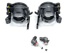 BMW 5 SERIES E60 E61 M5 FOGS FOG LIGHTS LAMPS M5 SPORT SET WITH BULBS FOGS PAIR