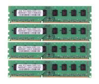 4X 4GB PC3-10600 DDR3 1333 Memory RAM Fr HP Compaq Elite 8100 SFF Elite 8000 SFF