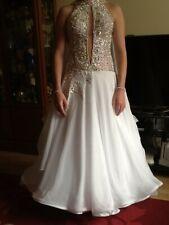 D.S.I Couture ballroom/classical dress uk 6/8