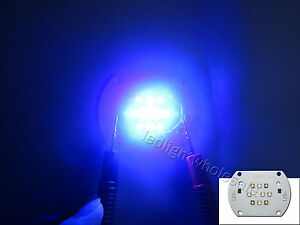 Led Light 455nm royal blue + 470nm blue + 420nm uv SemiLEDs + EPILEDS 490nm cyan