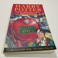 Harry Potter and the Philosopher's Stone - Australian First Edition - 9th Print
