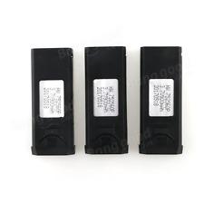 3Pcs VISUO XS809HW XS809W Battery 3.7V 900mAH 30C Lipo Battery