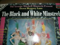 Down Memory Lane with The Black and White Minstrels Double LP 1986 MFP DL 1096