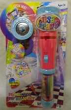 Lisa Frank Projector and Lip Balm Set Ages 3+