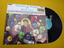 Mario Lanza canciones de navidad (EX++/M-) Spain 1969 ToP CoPy      LP ç