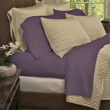 1800 Series Bamboo Sheets 4 Piece Set Bedding with Deep Pockets Soft Microfiber