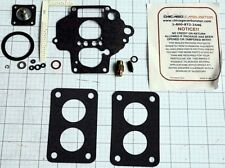 1974-80 CARB KIT FIAT 2 BARRL WEBER 28/30DHTA 32DATRA 1290CC OR 1498CC 4 CYL ENG
