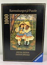 Ravensburger Puzzle Canadian Artist Chantal Poulin THE SECRET 1000pc 2003