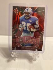 Barry Sanders 50/199 Fire Forged Refractor 2020 Panini Phoenix Detroit Lions